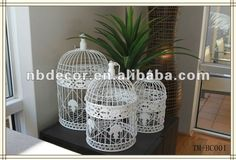 ways to decorate bird cages | caldo vendita decorativi gabbie per uccelli grossisti-Pet gabbia ...