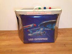Vintage Mego Star Trek USS Enterprise Play Set by HoneyCultVintage, $88.00