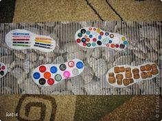 Montessori Nature: DIY Sensory Rugs for Kids