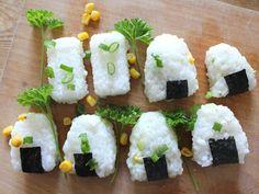 #Onigiri selbstgemacht #Sushi #Rezept