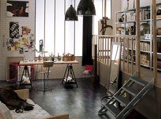 Decoration Esprit Atelier ~ Design D\'intérieur et Inspiration de ...