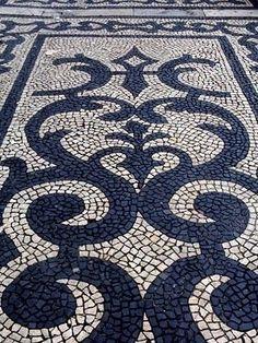 Pebble Mosaic Carpet