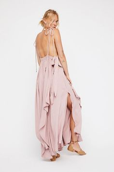 Endless Summer Tropical Heat Maxi Dress at Free People Clothing Boutique Simple Dresses, Nice Dresses, Summer Dresses, Women's Dresses, Fashion Dresses, Grad Dresses Short, Homecoming Dresses, Tropical Heat, Fantasy Dress