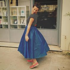 Our first spinnaker skirt! High Low, Tulle, Bag, Instagram Posts, Skirts, Projects, Dresses, Design, Fashion