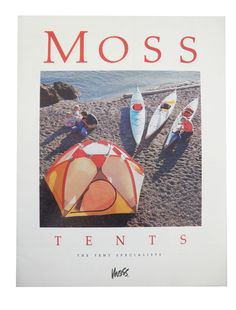See www.billmosstents.com to learn about two new books on the legacy of tent and fabric designer, Bill Moss