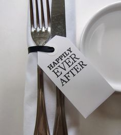 Wedding Table DecorWedding Place CardsElegant White by IzzyandLoll, £26.00