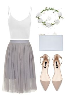 """Untitled #1072"" by hi-its-shannon ❤ liked on Polyvore featuring Glamorous, Topshop and Whistles"