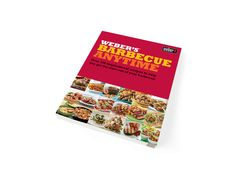 Don't know what to BBQ this bank holiday weekend? Why not get Weber®'s Barbecue Anytime Cook Book for some inspirational - and yummy - ideas!