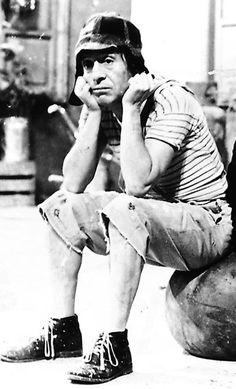 """""""A primeira vez que interpretei Chapolin Colorado tinha 41 anos, e depois com Chaves tinha 42. Nunca é tarde para começar. E quero dizer isso especialmente para as pessoas que dizem que não têm oportunidades. Oportunidades sempre existem"""" Roberto Gómez Bolaños."""