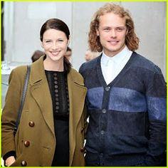 Sam & Caitriona (Jamie & Claire)
