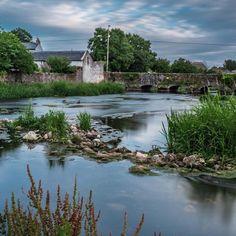 Long exposure of river by Guntars Display Advertising, Print Advertising, Marketing And Advertising, Tipperary Ireland, Long Exposure Photos, Images Of Ireland, Ireland Landscape, Us Images, Landscapes