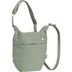 Pacsafe Slingsafe 100 GII Anti-Theft Shoulder Bag - Cypress - via eBags.com!
