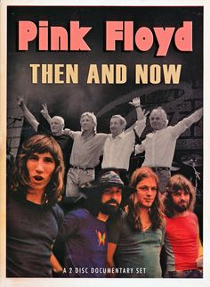 The relatively crap unauthorised DVD Pink Floyd Then and Now