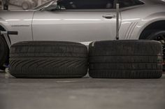 On the 2014 Camaro, do the #tires make the car?