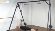 Schlingentraining Übungen 5a