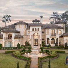 For Sale – See photos and descriptions of 31 N Fazio Way, The Woodlands, TX. This The Woodlands, Texas Single Family House is [. Mega Mansions, Mansions Homes, Luxury Mansions, Dream Home Design, Modern House Design, Style At Home, Dream Mansion, Luxury Homes Dream Houses, Dream Homes