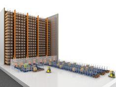 Nuevo almacén automático para Kronopol en Polonia – Mecalux.es