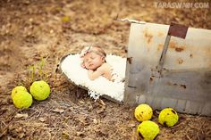 cutest baby photo shoot! Getting some great ideas for the future
