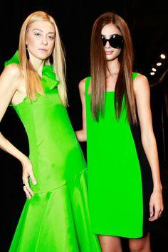 Image on Стилът на Hrisskas: Мода, дрехи и аксесоари  http://www.hrisskas.com/social-gallery/ralph-lauren-spring-backstage-beauty-2014-hrisskas-style-6
