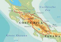 Rondreis Costa Rica & Panama, 21 dagen | Djoser