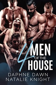 4 Men of the House: An MFMMM Romance by [Knight, Natalie, Dawn, Daphne]