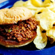 I used to be terrified of sloppy joes. It's true. When I was a little girl, I got it in my head that sloppy joes were demons, and that if I ate them I'd become possessed and die. Okay, …freezer sloppy Joe by Pioneer woman The Pioneer Woman, Pioneer Woman Recipes, Sloppy Joe Recipe Pioneer Woman, Pioneer Women Sloppy Joes, Homemade Sloppy Joes, Sloppy Joes Recipe, Crockpot Sloppy Joe Recipe, Sloppy Joe Recipe With Chili Sauce, Gastronomia
