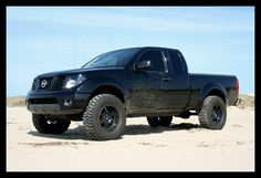 SuperBlack08's Nissan Frontier Regular Cab. I'm liking the 2008