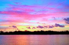 Sunset cruise! Bradenton, Florida Vacation Activities with WaterPlay USA #PlanYourFun