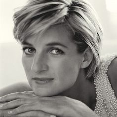 Decorating the palace... Diana's life in wallpaper: Iconic photos turned into…                                                                                                                                                                                 More
