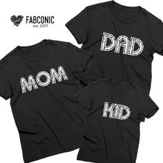 e1ee59fa4 15 Best Family Matching T-shirts images