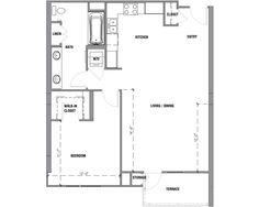 The Avenue - $2,950/month 910 SQ. FT.