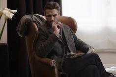 Ben Hill for Marks & Spencer Autumn/Winter 2014 Men's Lookbook