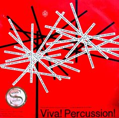 Bobby Montez and his Orchestra - Viva! Percussion! Exciting Latin Rhythms in Explosive Percussion (1961)