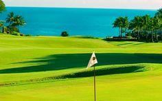Hole #8 - Prince Course at Princeville Golf Club Visit: www.princeville.com