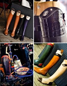 Equestrian boots Dressage