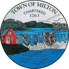 Milton isn't really my favorite - BUT Niki, Jim, Drexel, Siris and Evey live there.