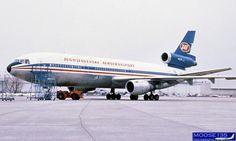JAT Yugoslav Airlines DC-10-30 at New York-JFK