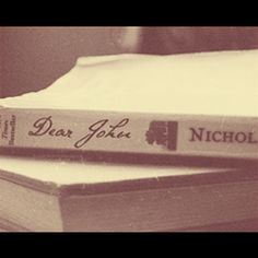 Dear John Dear John Nicholas Sparks, Romance Novels, Book Worms, In This Moment, Movie, Facebook, Reading, Food, Word Reading