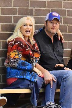 Blake Shelton Gwen Stefani, Blake Shelton And Gwen, Gwen And Blake, Gwen Stefani And Blake, Classy Couple, Adam Levine, Country Singers, Gospel Music, Celebs