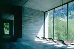 therme vals, switserland    