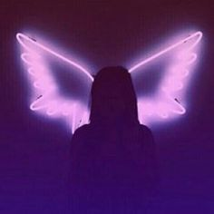 Angel neon