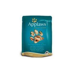 Applaws Tuna & Anchovy  Hrana za macke tunjevina i morske alge, kesica  http://www.apetit.rs/applaws-tuna-and-anchovy-70gr