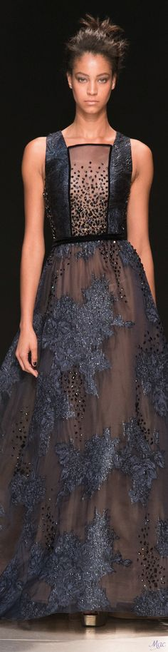 Fall 2017 Haute Couture Georges Chakra
