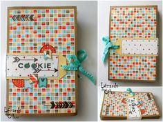 COOKIE A SON MINI.... RIEN QUE POUR LUI ! - Cute tag journal - SU