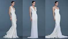 Robes de mariée automne 2016 Bridal Week New York Mariage http://www.vogue.fr/mariage/tendances/diaporama/robes-de-marie-automne-2016-bridal-week-new-york-mariage/23242#robes-de-marie-automne-2016-bridal-week-new-york-mariage-8