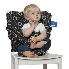 Totseat Coffee Bean Infant highchair