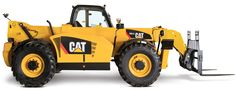 Cat® TH514 telehandler