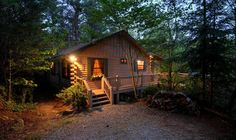 Beautiful One Bedroom Log Cabin With... - HomeAway North Georgia Mountains