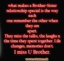104 Best Brother images in 2018 | Sibling quotes, Quote family