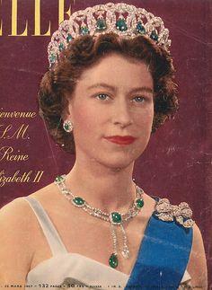 H.M.Queen Elizabeth